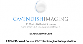 Feedback from CBCT Interpretation Course