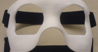 Footballer's Mask